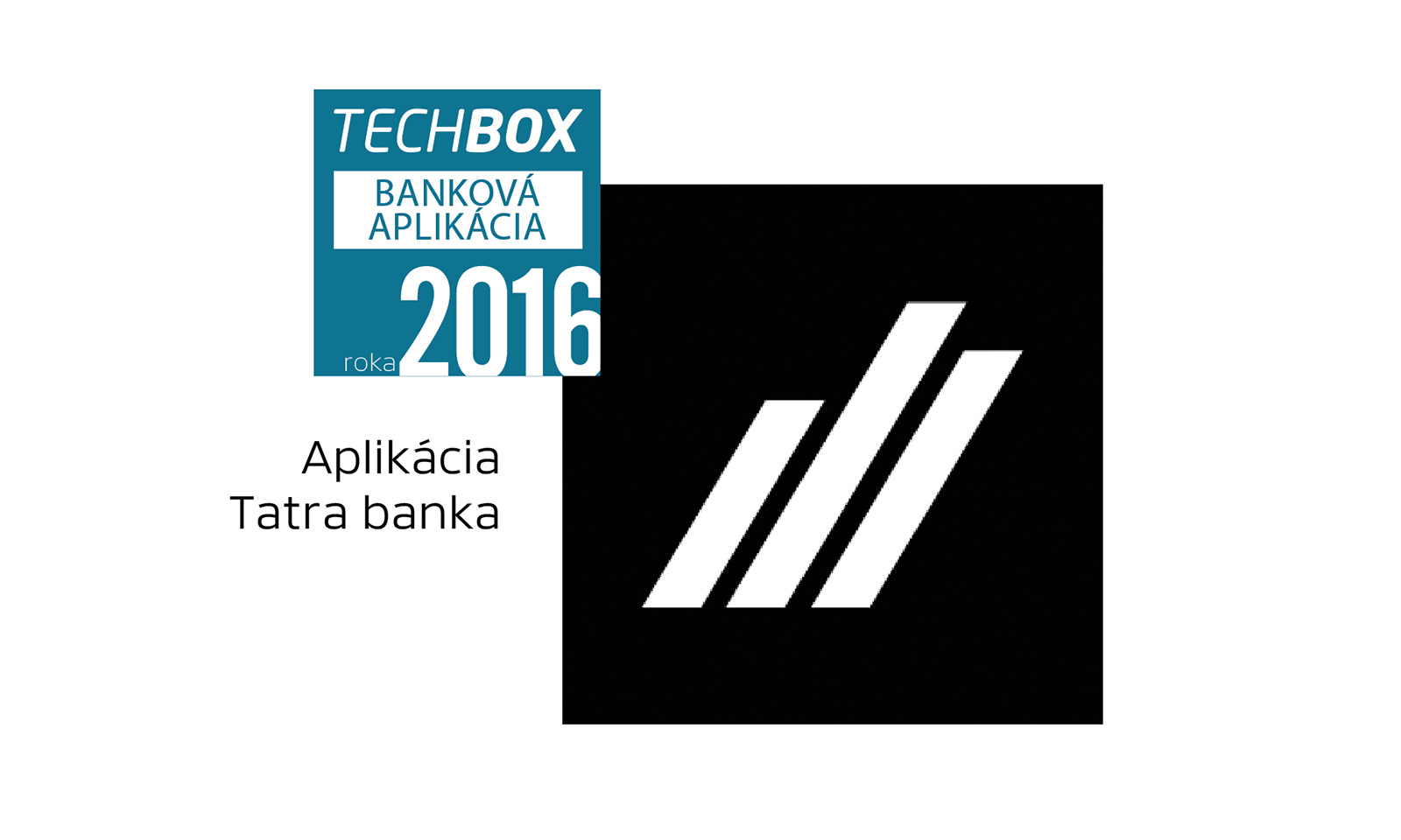 TECHBOX BANKOVA APLIKACIA roka 2016