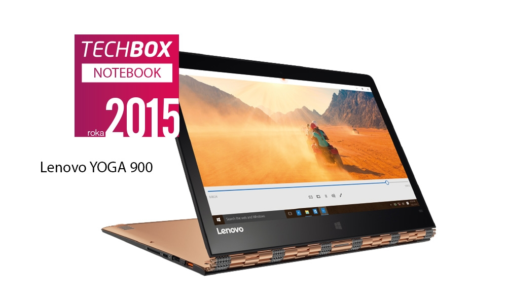 TECHBOX NOTEBOOK roka 2015